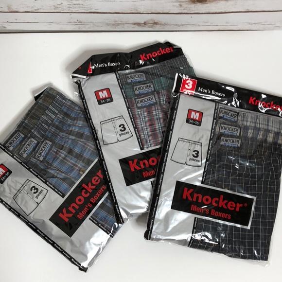 3e9994c1914d Knockers Underwear & Socks | Three Brand New Packs Of Boxers | Poshmark